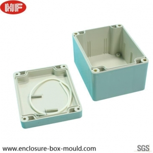 China Outdoor Sealed Plastic PCB Enclosure on sale