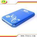 China 2.5 USB3.0 sata external hdd enclosure 1TB on sale