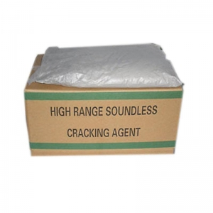 China Slient High Range Soundless Cracking Agent for Concrete demolition on sale