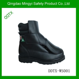 China Hiking shoe DDTX-WS001 Goodyear welt safety shoes on sale