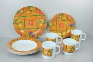 China 16PCS DINNER SET on sale