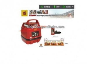 China 2-Axis Self Leveling Rotary Laser Level GTPSP300 on sale