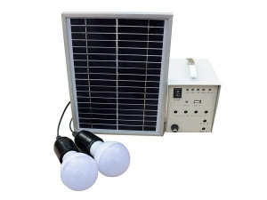 China DC Renewable Energy Solar Home System on sale