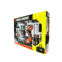 Black And Decker 10.8V Cordless Drill / Driver EGBL108PK-B1