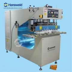 China WELD-1150-10KW HF Tensile membrane welding machine on sale
