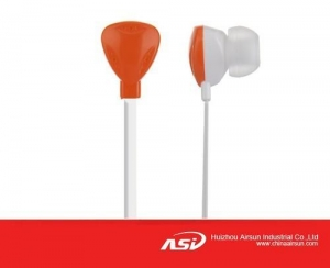 China Flat Cable Earphones AS-5020 on sale