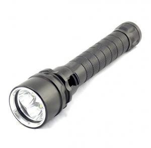 China Kuject LF209 High Power LED Diving Flashlight on sale
