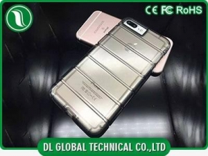 China Smart phone accessories phone cases shockproof for iphone tpu colored case on sale
