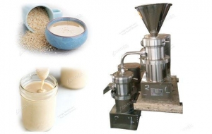 China Tahini Butter Grinder Machine Price on sale