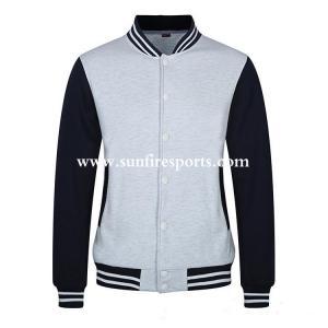 China Sports Jackets & hoodies School Uniform Winter Jacket, Baseball Jackets Men on sale