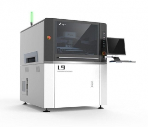 China Arch Bridge Type Automatic Solder Paste Printer L9 4.5-6Kg/Cm2 Air Required on sale