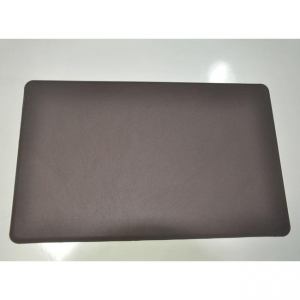 China pu relief leather mats PVC leather mats against fatigue mats on sale
