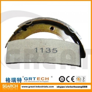 China CLUTCH COVER BRAKE SHOE 3 on sale