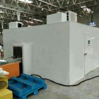China Compressor Acoustic Enclosure Noise Insulation Box on sale
