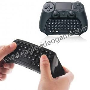 China Bluetooth Mini Wireless Chatpad Message Keyboard for Sony Playstation 4 PS4 Controller on sale