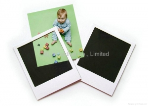China Promotion gifts refrigerator magnet paper picture frame, with customize printing on sale