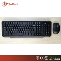 Wireless keyboard and mouse combo WT-80