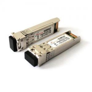 China 10G SFP+ DWDM Optic Transceiver Module Views:265 on sale