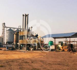 China Biomass Burner Gasification Power Plant on sale