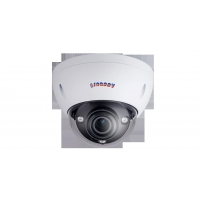 Vandal-proof IR Dome 2MP HD WDR Camera