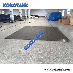 China KOKO-FOT KOKO Collapsible fuel bladder tank for truck base or platform on sale