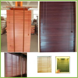 China Chinese Horizontal Bamboo Venetian Blinds on sale