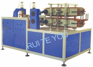 China Double traction cutting machine on sale