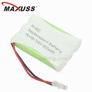 China P-102 3.6V 800mAh Battery Pack Replacement cordless phone battery for Panasonic on sale