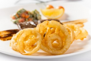 China Babystar Tempura natural cut onion rings on sale