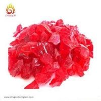 China Wholesale Safe Glass Gravel Landscape Mulch Rock Material China Supplier on sale
