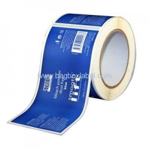 product sticker printing