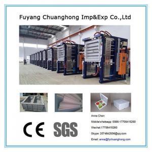China Hot Sale! Factory Price Eps Styrofoam Box Making Machine With Ce on sale
