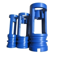 Drill Pipe Float Valve Oilfield Drilling Valve Cage