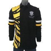 China Men's long-sleeved polo shirts SW01 on sale