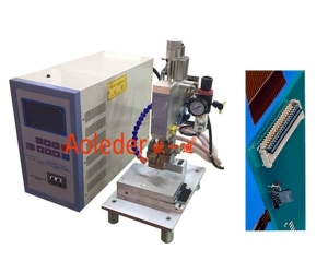 China Floating thermode LCD display & FPC Bonding Mahcine,CWPDY on sale