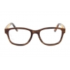 China 2016 Best Custom Logo Handcrafted High Quality Wooden Optical Frames With Acetate Tips for sale