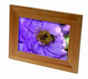 China Natural Bamboo Picture Frame For Home Decoration on sale