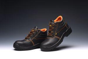 China High Cut Waterproof Steel Toe Work Shoe on sale