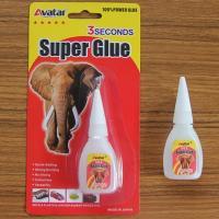 China 502 Super Glue in Plastic Bottle on sale
