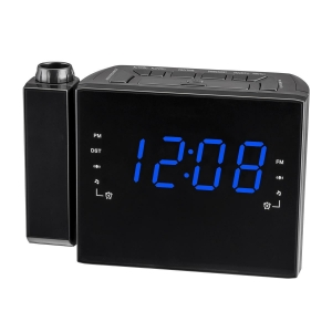 China Code:PCR-2328 Large LED Display Projection Clock Radio on sale