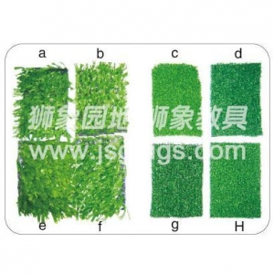 China Biological Park Model Outdoor artificial turf on sale
