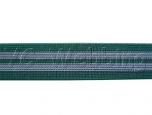 China Weaving Elastic Band Name:30mm*2.0mm polyester elastic band. on sale