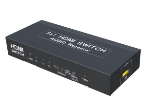 China 3x1 HDMI Switcher audio output 720/1080p 3D Toslink COAX Xbox 360, PS3 Cable boxModel: LU831 on sale