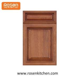China Wooden Pine Recessed Molding Kitchen Cabinet Doors and Drawer Fronts on sale