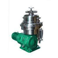China Nozzle Type disc centrifuge separator on sale