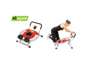 China Abdominal Training AB-610 Ab Exceed on sale