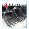 China Bucket and Tooth Set Excavator Sand and Rock Dig Bucket for sale