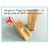 China Bucket and Tooth Set Construction Equipment Excavator Bucket Tooth for sale