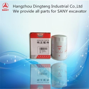 China Filter Excavator Fuel Oil Filter on sale