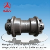 China Undercarriage Parts Excavator Track Bottom Roller for sale